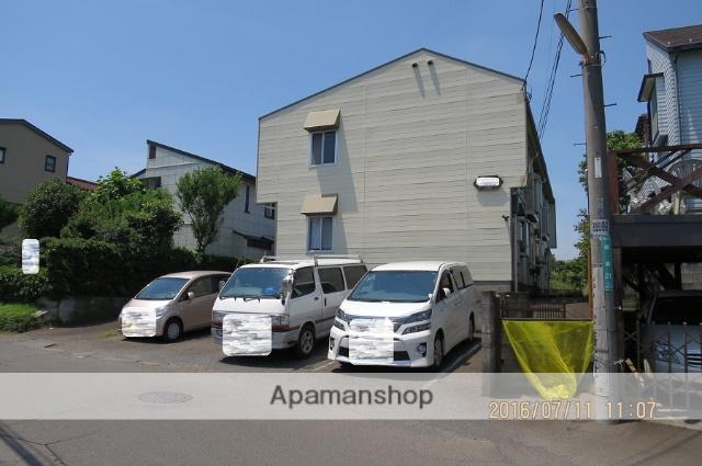 埼玉県狭山市、狭山市駅徒歩12分の築28年 2階建の賃貸アパート