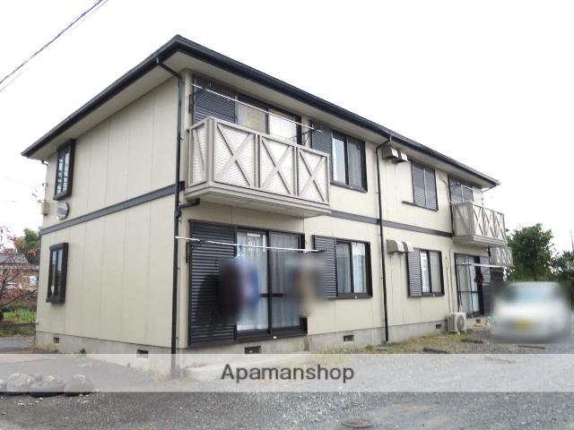 埼玉県飯能市、仏子駅徒歩26分の築25年 2階建の賃貸アパート