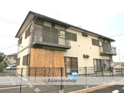埼玉県飯能市、東飯能駅徒歩24分の築15年 2階建の賃貸アパート