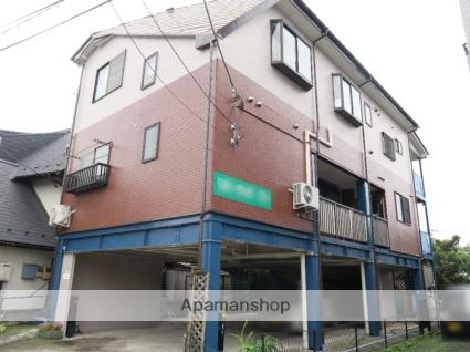 埼玉県入間市、入間市駅西武バスバス8分坂下下車後徒歩3分の築19年 2階建の賃貸アパート