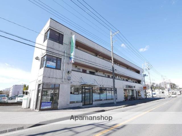 埼玉県狭山市、稲荷山公園駅徒歩27分の築27年 3階建の賃貸マンション