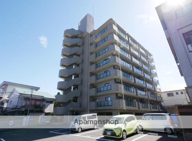 埼玉県狭山市、稲荷山公園駅徒歩28分の築23年 8階建の賃貸マンション