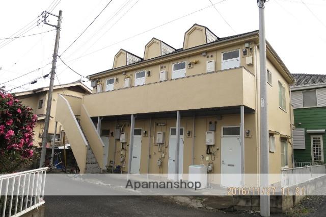 埼玉県狭山市、狭山市駅徒歩20分の築30年 2階建の賃貸アパート