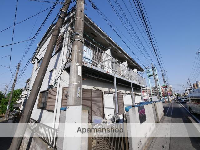 埼玉県狭山市、狭山市駅徒歩16分の築31年 2階建の賃貸アパート
