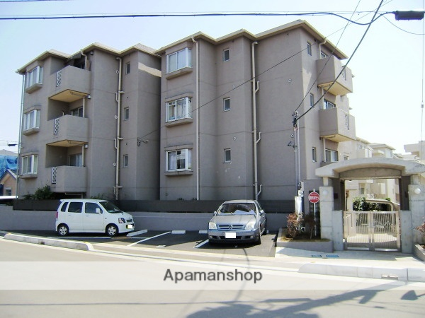 埼玉県狭山市、狭山市駅徒歩4分の築30年 4階建の賃貸マンション