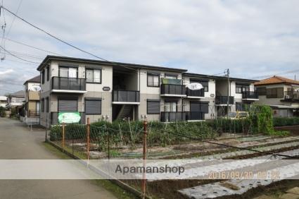 埼玉県狭山市、狭山市駅徒歩13分の築17年 2階建の賃貸アパート