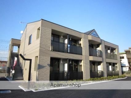 埼玉県飯能市、東飯能駅徒歩15分の築6年 2階建の賃貸アパート