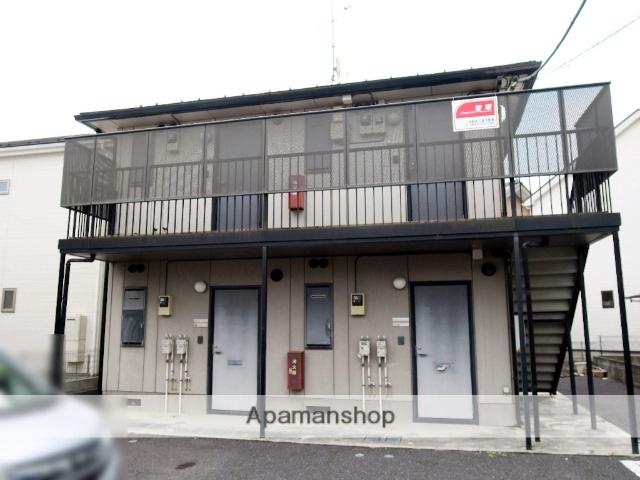 埼玉県飯能市、飯能駅徒歩20分の築20年 2階建の賃貸アパート