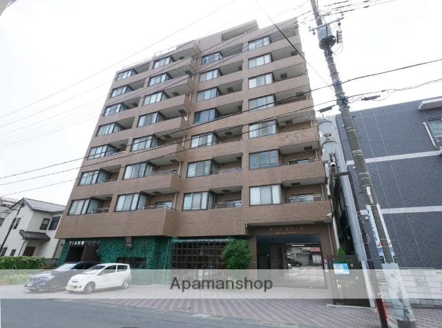 埼玉県狭山市、狭山市駅徒歩6分の築18年 9階建の賃貸マンション