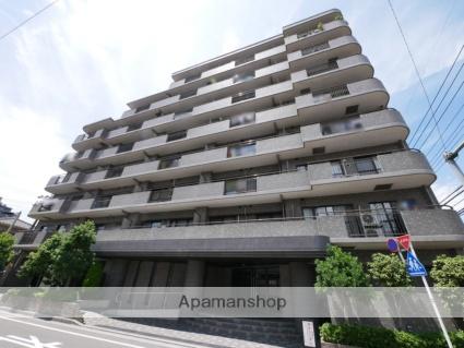 埼玉県狭山市、新狭山駅徒歩3分の築21年 5階建の賃貸マンション