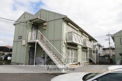 埼玉県狭山市、狭山市駅徒歩13分の築22年 2階建の賃貸アパート