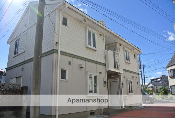 埼玉県狭山市、狭山市駅徒歩7分の築27年 2階建の賃貸アパート
