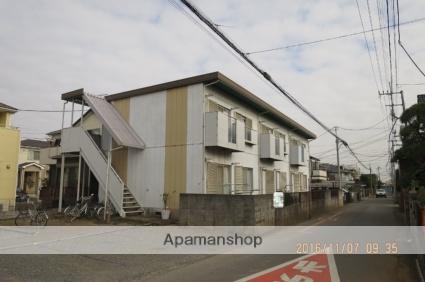 埼玉県狭山市、狭山市駅徒歩10分の築29年 2階建の賃貸アパート