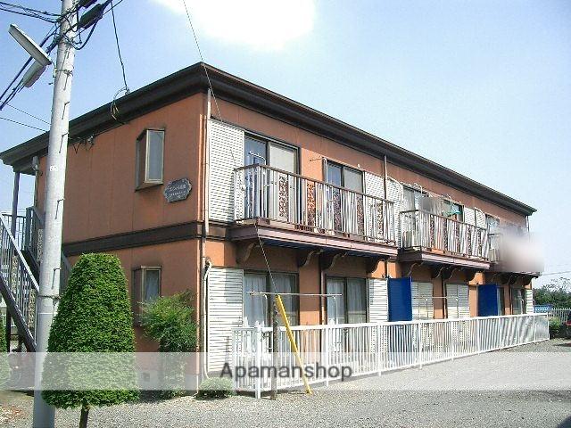 埼玉県入間市、入間市駅徒歩15分の築31年 2階建の賃貸アパート