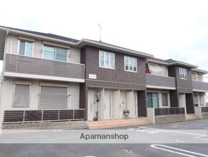 埼玉県飯能市、東飯能駅徒歩20分の築6年 2階建の賃貸アパート