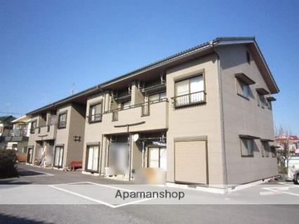 埼玉県飯能市、東飯能駅徒歩20分の築17年 2階建の賃貸アパート