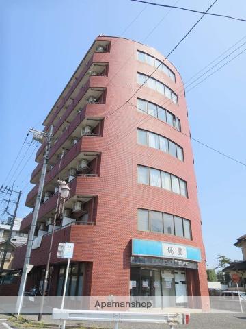 埼玉県飯能市、東飯能駅徒歩16分の築26年 8階建の賃貸マンション
