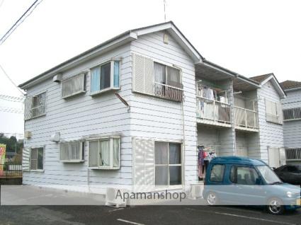 埼玉県飯能市、飯能駅徒歩18分の築28年 2階建の賃貸アパート