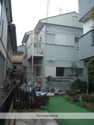 埼玉県入間市、武蔵藤沢駅徒歩20分の築31年 2階建の賃貸アパート