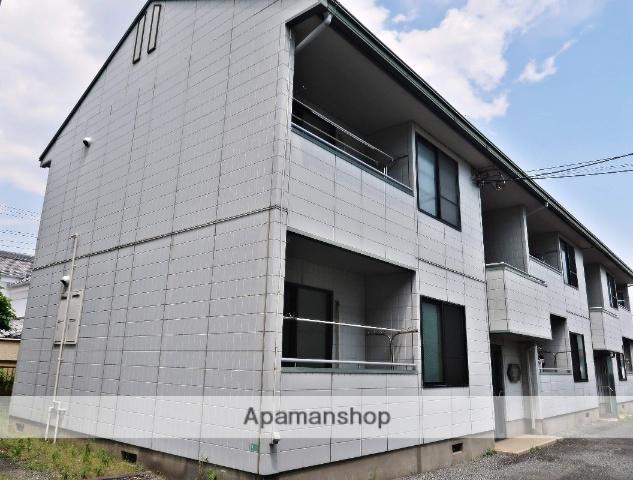 埼玉県飯能市、東飯能駅徒歩13分の築25年 2階建の賃貸アパート