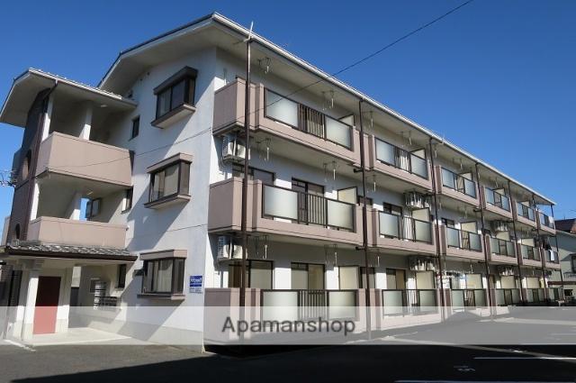 埼玉県狭山市、入曽駅徒歩21分の築27年 3階建の賃貸マンション