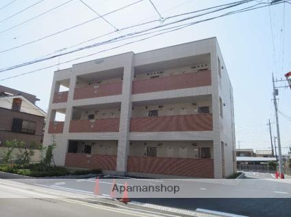埼玉県飯能市、東飯能駅徒歩5分の築2年 3階建の賃貸マンション