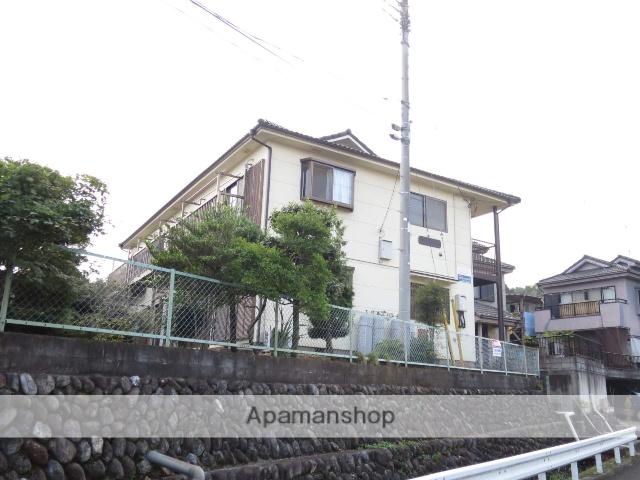 埼玉県入間市、金子駅徒歩16分の築23年 2階建の賃貸アパート