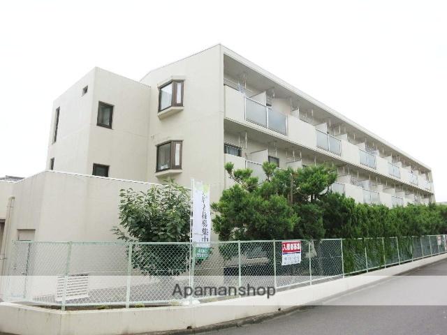 埼玉県飯能市、東飯能駅徒歩8分の築30年 3階建の賃貸アパート