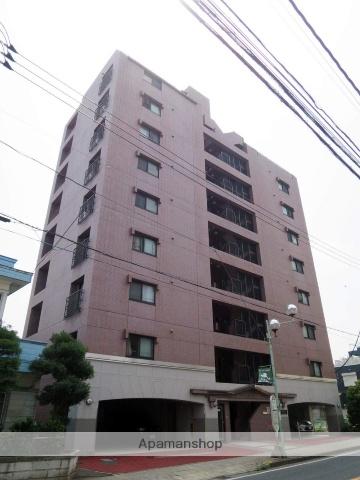 埼玉県飯能市、東飯能駅徒歩10分の築20年 9階建の賃貸マンション