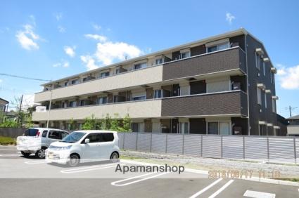 埼玉県狭山市、入曽駅徒歩23分の築1年 3階建の賃貸アパート