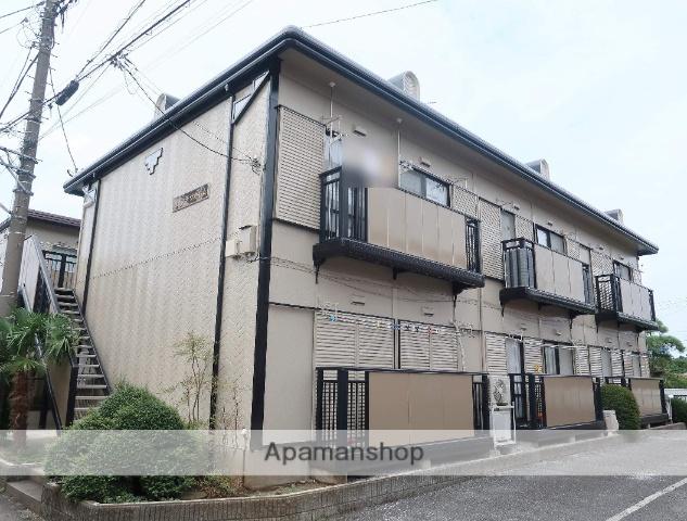 埼玉県入間市、狭山ヶ丘駅徒歩22分の築24年 2階建の賃貸アパート