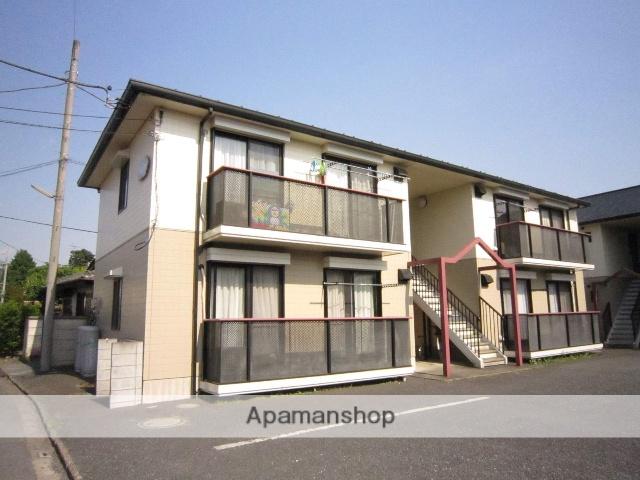 埼玉県飯能市、東飯能駅徒歩10分の築22年 2階建の賃貸アパート