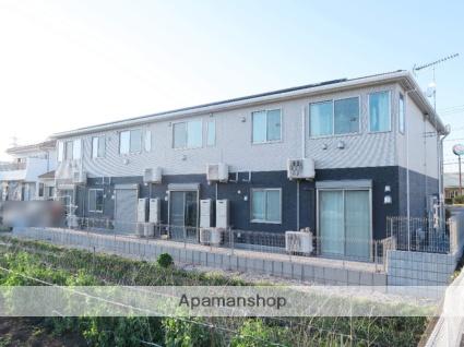 埼玉県飯能市、東飯能駅徒歩20分の築1年 2階建の賃貸アパート