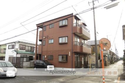 埼玉県狭山市、狭山市駅徒歩16分の築21年 3階建の賃貸アパート