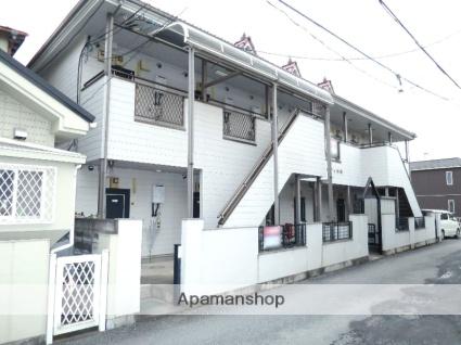 埼玉県飯能市、東飯能駅徒歩12分の築25年 2階建の賃貸アパート