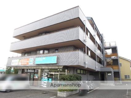 埼玉県飯能市、東飯能駅徒歩14分の築25年 4階建の賃貸マンション