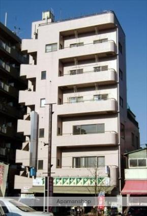 埼玉県狭山市、新狭山駅徒歩3分の築27年 6階建の賃貸マンション