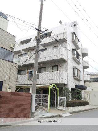 埼玉県飯能市、東飯能駅徒歩10分の築29年 4階建の賃貸マンション