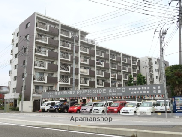 埼玉県入間市、稲荷山公園駅徒歩11分の築5年 6階建の賃貸マンション