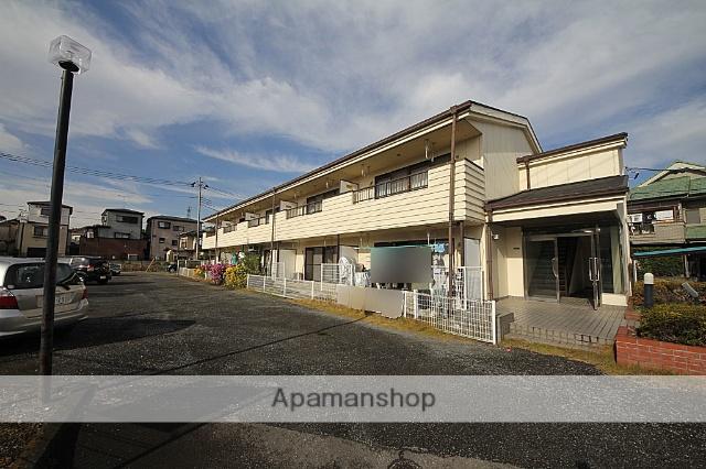 埼玉県狭山市、狭山市駅徒歩30分の築30年 2階建の賃貸アパート