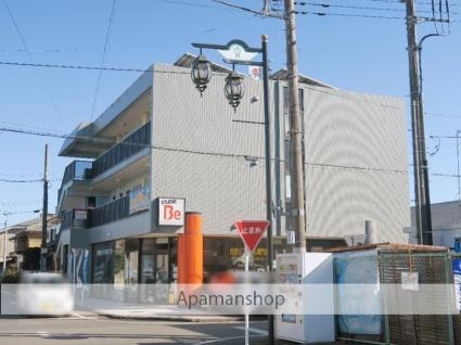 埼玉県飯能市、東飯能駅徒歩8分の築25年 3階建の賃貸マンション