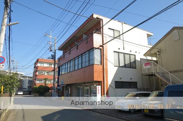 埼玉県狭山市、新狭山駅徒歩4分の築27年 4階建の賃貸マンション