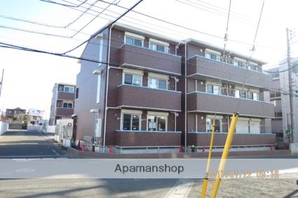 埼玉県狭山市、狭山市駅徒歩5分の新築 3階建の賃貸アパート