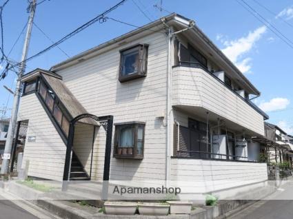 埼玉県飯能市、東飯能駅徒歩10分の築24年 2階建の賃貸アパート