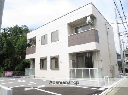 埼玉県入間市、入間市駅徒歩40分の新築 2階建の賃貸アパート