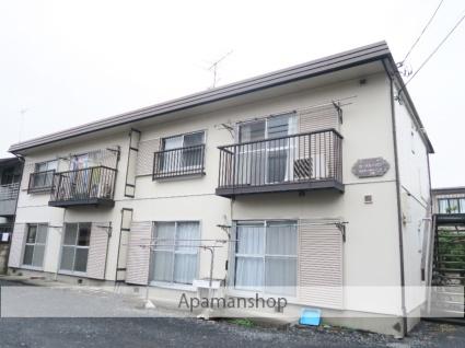 埼玉県飯能市、東飯能駅徒歩11分の築30年 2階建の賃貸アパート