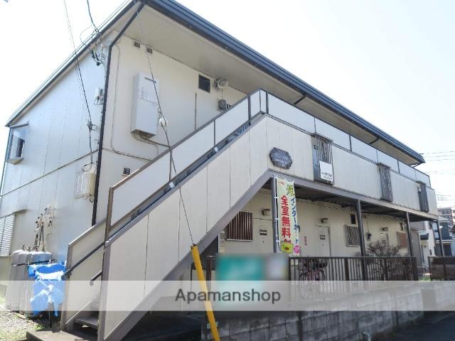 埼玉県入間市、狭山ヶ丘駅徒歩10分の築30年 2階建の賃貸アパート