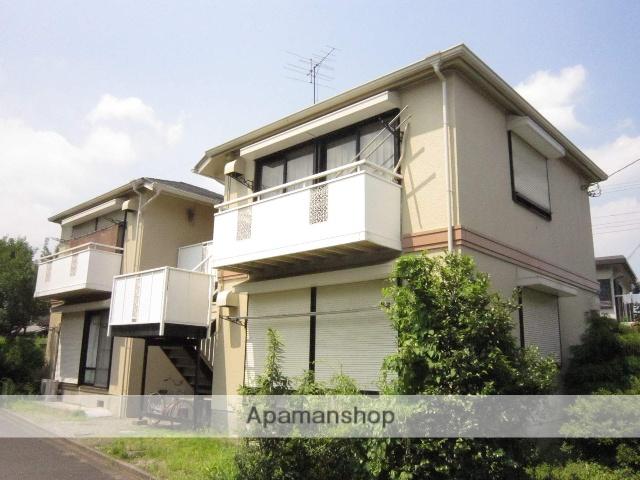 埼玉県入間市、仏子駅徒歩7分の築28年 2階建の賃貸アパート