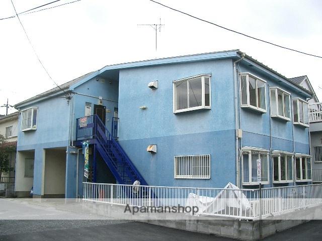 埼玉県入間市、狭山ヶ丘駅徒歩24分の築25年 2階建の賃貸アパート