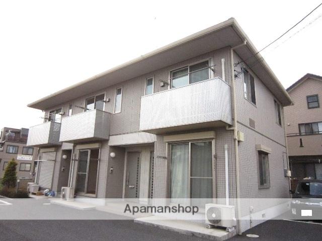 埼玉県飯能市、東飯能駅徒歩20分の築12年 2階建の賃貸テラスハウス